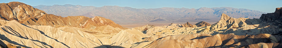 Zabriskie Point Stock Images