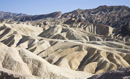 Zabriskie Point Stock Photography