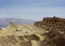 Zabriskie Point Death Valley California Royalty Free Stock Image