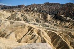 Zabriskie Point, Death Valley National Park Royalty Free Stock Photography