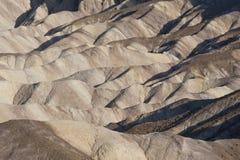 Zabriskie Point landscape Stock Photography