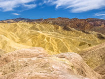 The Zabriskie Point Stock Images