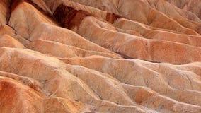 Zabriskie punkt, Śmiertelny Dolinny park narodowy, Kalifornia, usa Zdjęcie Royalty Free