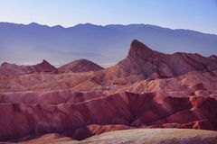 Zabrisski point Stock Photo