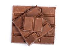 zabronione czekolady Obraz Royalty Free