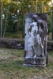 Zabytek Appian sposobem Przez Appia w Rzym, Włochy Obraz Royalty Free