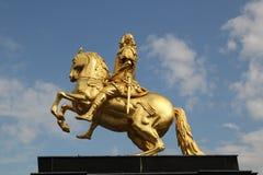 Zabytek Augustus Silnomu Zdjęcie Royalty Free