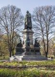 Zabytek Carl Linnaeus Zdjęcia Stock