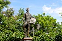 Zabytek De Ribas w Odessa Fotografia Royalty Free