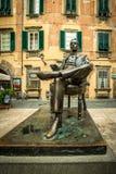 Zabytek Giacomo Puccini obrazy royalty free