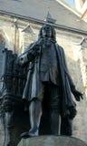Zabytek Johann Sebastian Bach, Leipzig Fotografia Royalty Free