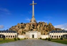 Valle De Los Caidos, Hiszpania Fotografia Royalty Free