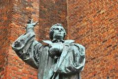 Zabytek Martin Luther Fotografia Royalty Free
