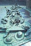 Zabytek ofiary Nazistowscy koncentracyjni obozy Zdjęcie Royalty Free