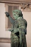 Zabytek Romański cesarz Constantine Ja Obraz Royalty Free