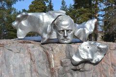 Zabytek w Helsinki zdjęcia stock