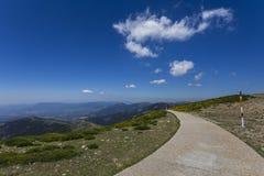 Zabytek w porcie Navacerrada Zdjęcie Royalty Free