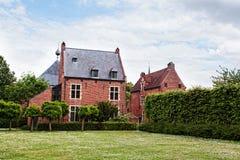Zabytki architektura Belgia Fotografia Stock