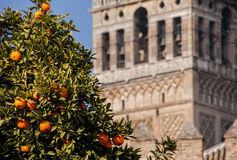 Zabytki Seville, Andalusia Zdjęcia Stock