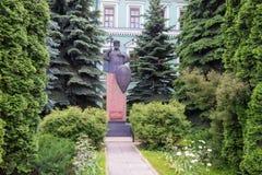 Zabytku St Vladimir Obrazy Stock