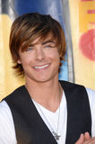 Zac Efron. High School Musical star Zac Efron at the 2007 Teen Choice Awards at the Gibson Amphitheatre, Universal City, Hollywood. August 26, 2007  Los Angeles Royalty Free Stock Image