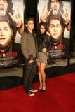 Zac Efron en Vanessa Hudgens #1 Stock Foto