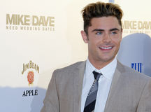 Zac Efron Royalty Free Stock Images