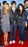 Zac Efron, Vanessa Hudgens και Ashley Tisdale Στοκ εικόνες με δικαίωμα ελεύθερης χρήσης