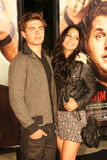 Zac Efron And Vanessa Hudgens #2 Stock Photography