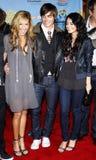 Zac Efron, Vanessa Hudgens i Ashley Tisdale, Zdjęcie Royalty Free