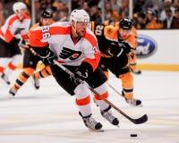 Zac Rinaldo, Philadelphia Flyers Stock Afbeeldingen