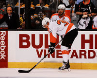 Zac Rinaldo, Philadelphia Flyers Royalty Free Stock Photography
