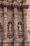 Zacatecas Cathedral Facade Stock Image