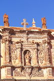 Zacatecas cathedral II Stock Photo