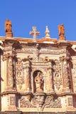 Zacatecas katedra II Zdjęcie Stock