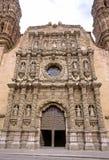 Zacatecas Kathedrale Stockfoto