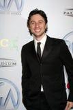 Zach Braff,The Producers Stock Image