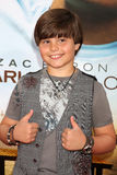 Zach Callison arrives at the  Stock Photo