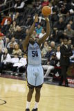 Zach Randolph Royalty Free Stock Photos