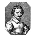 Zacharias Janssen, Dutch inventor of first optical telescope Royalty Free Stock Photography