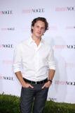 Zachary Abel chega no partido novo de Hollywood da 8a moda adolescente - tapete vermelho Fotos de Stock Royalty Free