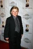 Zachary Alexander Rice arrives at the 39th Annual Annie Awards Stock Photos