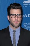 Zachary Quinto. At The Children's Defense Fund's 21st Annual Beat The Odds Awards, Beverly Hills Hotel, Beverly Hills, CA 12-01-11 Stock Photos