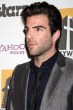 Zachary Quinto Stock Photo