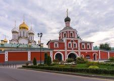 Zachatievskiy monaster Obrazy Stock
