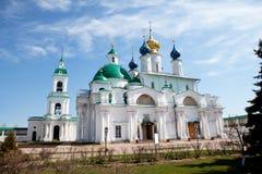Zachatievsky Kathedrale. Rostov. Stockfotos