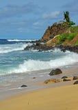 zachodni afrykański littoral Zdjęcia Royalty Free