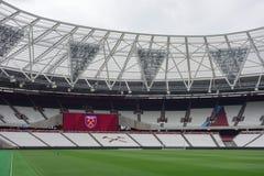 Zachodni baleronu stadium w Londyn zdjęcia stock