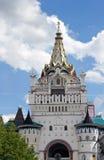 Zachodni Basztowy Izmailovo Kremlin Fotografia Royalty Free