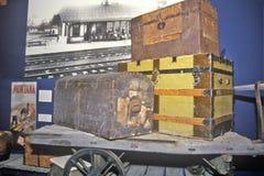 Zachodni dziedzictwa centrum, fakturowania, MT Fotografia Stock
